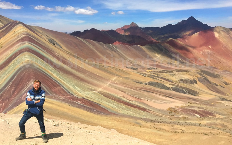 Rainbow Mountain & Short Inca Trail Machupicchu