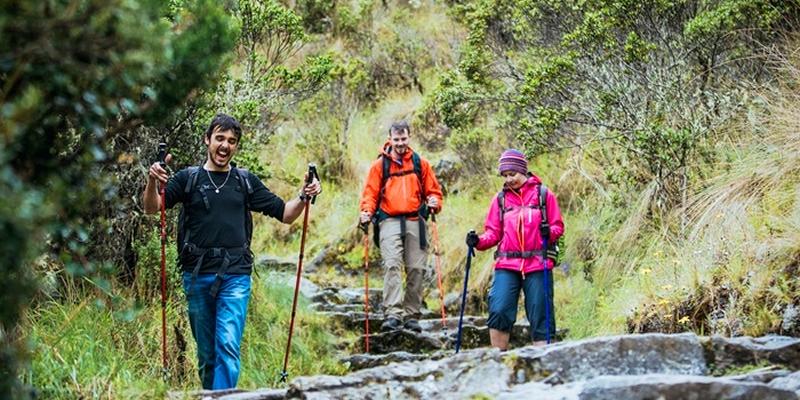 Focused On Safety - Inca Trail